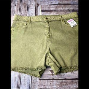 COPY - Micheal Kors women's  jean shorts